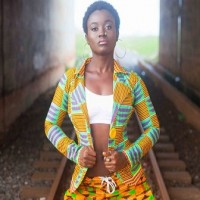 Abena Rockstar from Ghana