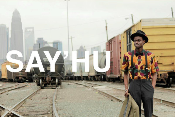 My Motherland Is Not A Jungle: Africa Through Say'hu's Eyes