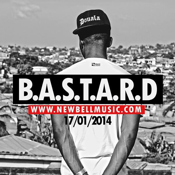 Jovi, proud B.A.S.T.A.R.D fromCameroon
