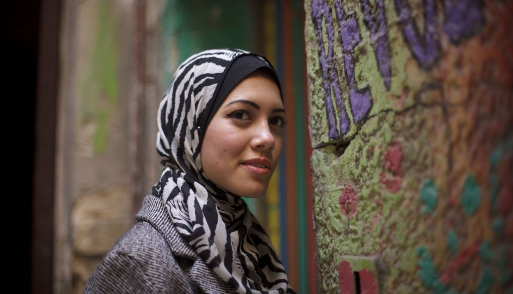 Myam Mahmoud: Egypt's First VeiledRapper