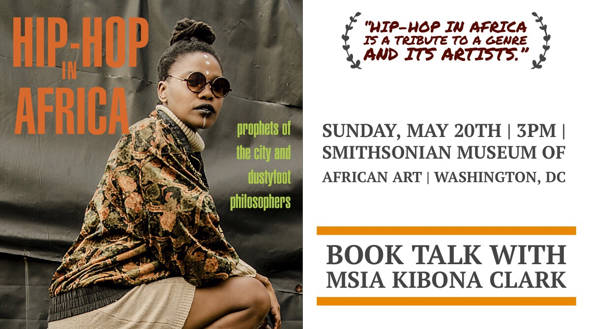 Hip-Hop in Africa Book Talk