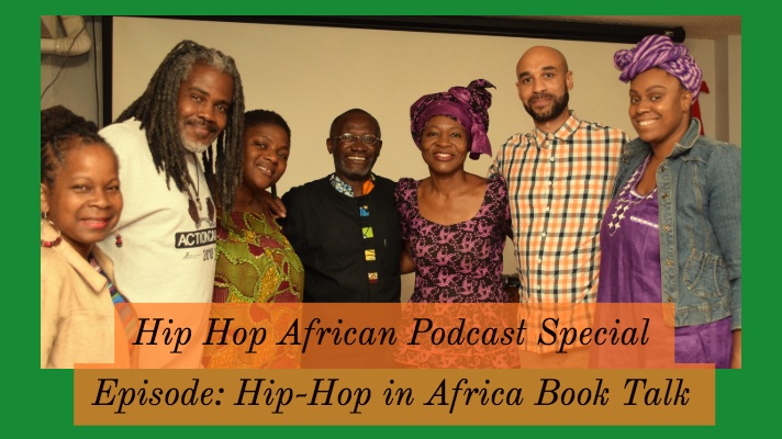 HHAP Special Episode: Hip-Hop in Africa Book Talk