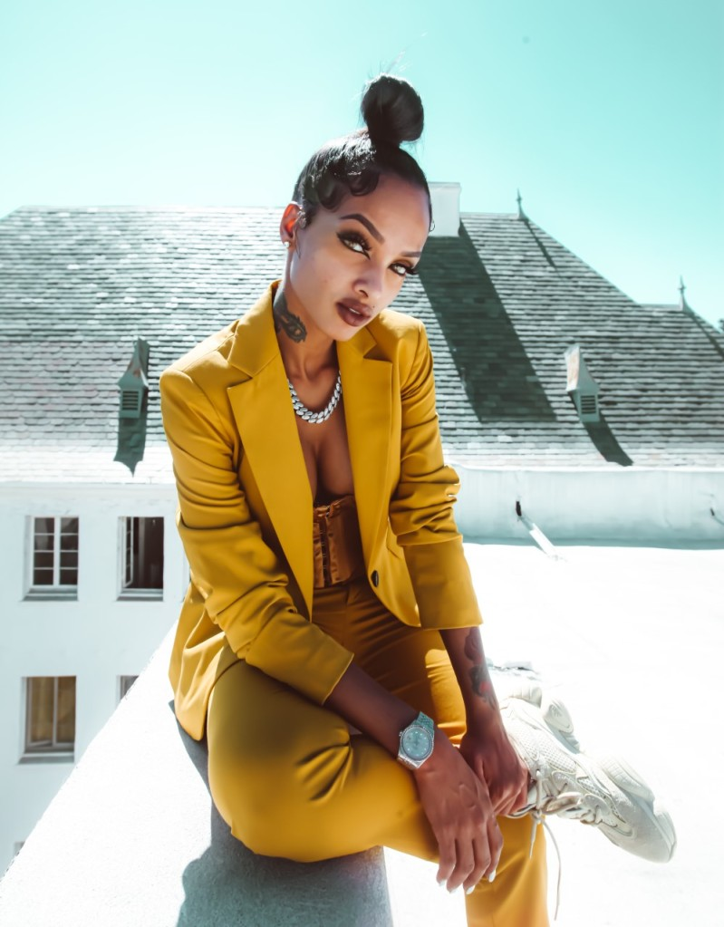 Lola Monroe Returns with New Music   The Hip Hop African